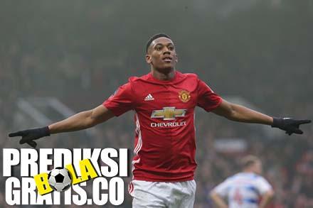 manchester united, martial, mourinho, liga inggris, premier league, berita bola