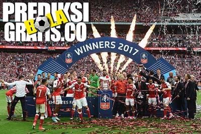 arsenal, chelsea, the gunners, the blues, fa cup, champions, juara, liga inggris, berita bola, prediksibolagratis.net