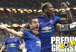 manchester united, champions, europa league, liga europa, juara, 2017, pogba, mourinho, ajax, mkhitartyan
