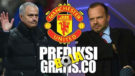 mourinho, ed woodward, manchester united, berita bola