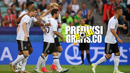 Piala Konfederasi, Jerman, Mexico, Goretzka, Werner, Younes