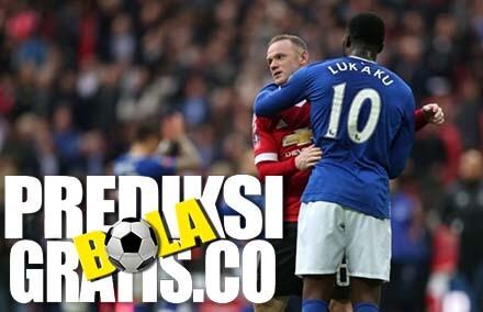 wayne rooney, romelu lukaku, manchester united, everton, premier league, liga inggris