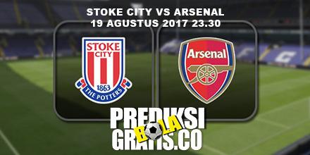 Stoke City vs Arsenal, prediksi, stoke city, arsenal, premier league, liga inggris