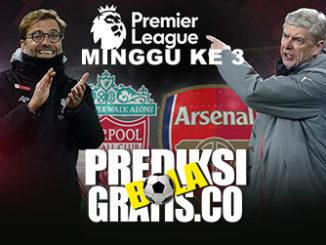 jadwal, liga inggris, pertandingan, prediksi, premier league minggu 3