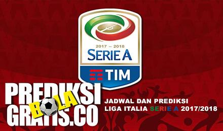 jadwal, prediksi, liga italia minggu 1, 2017,2018