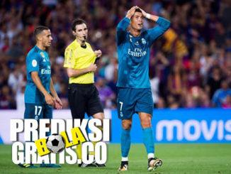 real madrid, cristiano ronaldo, ronaldo terkena sanksi, la liga, barcelona, lionel messi 2 (1)