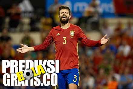 hasil pertandingan, kualifikasi piala dunia 2018, spanyol, albania, isco, gerard pique