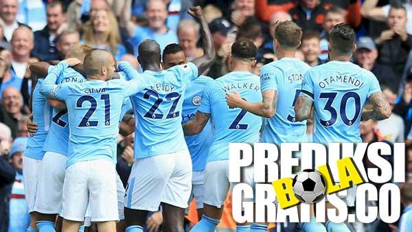 hasil pertandingan, liga inggris, premier league, manchester city vs burnley, sergio aguero, leroy sane, manchester city