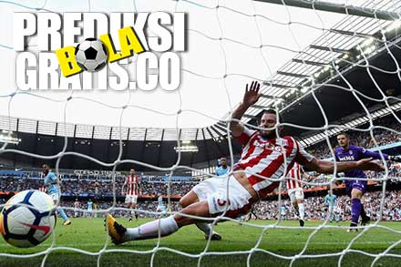 hasil pertandingan, liga inggris, premier league, manchester city, stoke city, pep guardiola