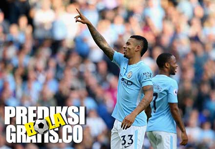 city pesta gol, hasil pertandingan, liga inggris, premier league, manchester city, stoke city, pep guardiola