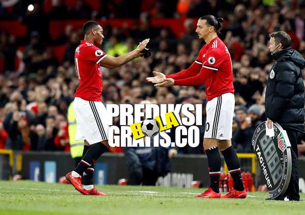 hasil pertandingan, liga inggris, premier league, manchester united, newcastle united, paul pogba, zlatan ibrahimovic, anthony martial, romelu lukaku, jose mourinho