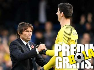 thibaut courtois, chelsea, antonio conte, manchester united, david de gea, kiper, the blues