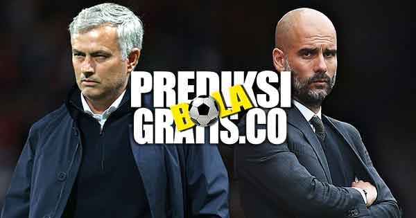 jose mourinho, pep guardiola, manchester united, manchester city, liga inggris, premier league, derby manchester, arsenal, arsene wenger