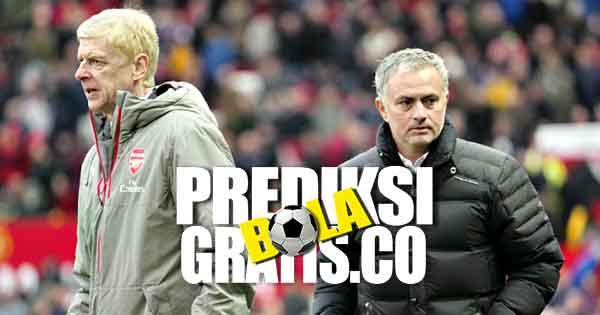 arsenal, manchester united, the gunners, the red devils, arsene wenger, jose mourinho, liga inggris, premier league