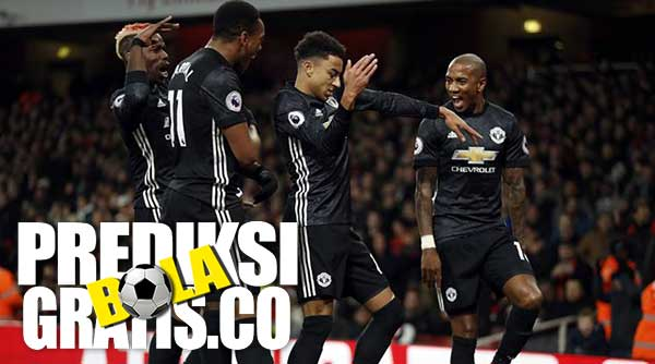 hasil pertandingan, liga inggris, premier league, arsenal, manchester united, jesse lingard, paul pogba, david de gea, antonio valencia, the gunners, the red devils