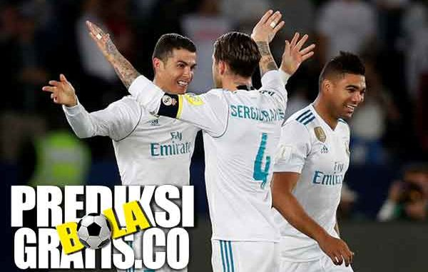 piala dunia antar klub, Real Madrid vs Gremio, Cristiano Ronaldo, cuplikan pertandingan, hasil pertandingan