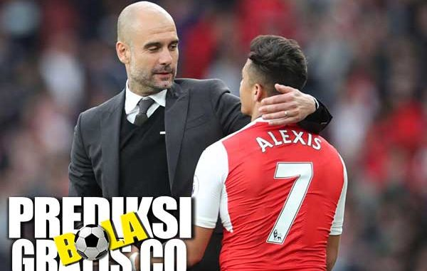 alexis sanchez, manchester city, arsenal, manchester united, rumor transfer, premier league, liga inggris