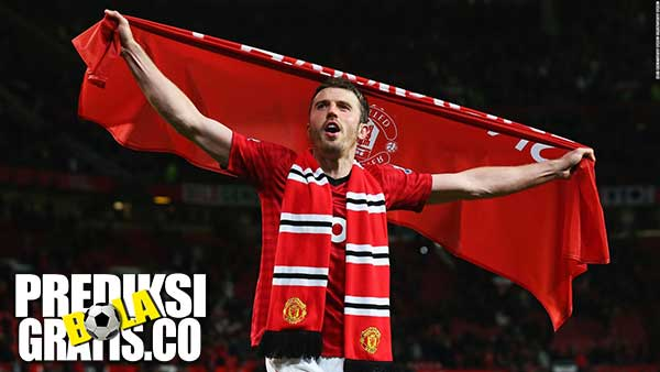 Michael Carrick, manchester united, mu, the red devils, jose mourinho, liga inggris, premier league, carrick pensiun