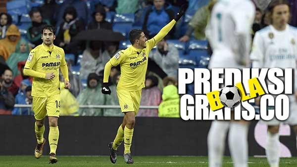 hasil pertandingan, la liga, real madrid vs villareal, real madrid, villareal, cristiano ronaldo, gareth bale, pablo fornals