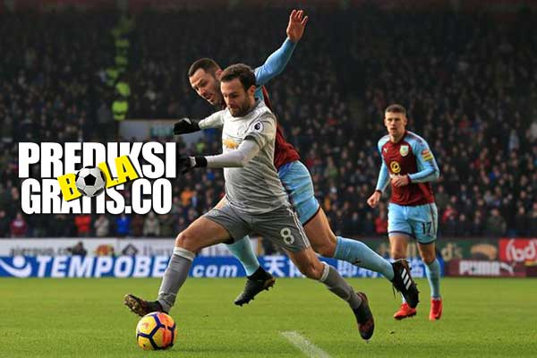 hasil pertandingan, liga inggris, premier league, burnley vs manchester united, burnley, manchester united, anthony martial, paul pogba, alexis sanchez, henrikh mkhitaryan, romelu lukaku, jesse lingard, juan mata, david de gea