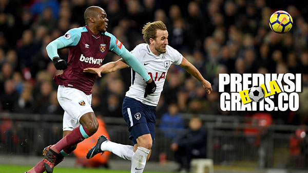 hasil pertandingan, liga inggris, premier league, tottenham vs west ham, son heung min, pedro obiang, tottenham hotspur, west ham united, spurs, coys, the hammers