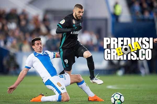 hasil pertandingan, la liga, leganes vs real madrid, leganes, real madrid, lucas vazquez, zinedine zidane, casemiro, sergio ramos, cristiano ronaldo