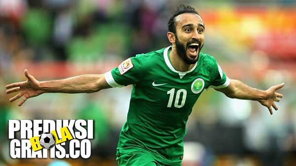 al-sahlawi, arab saudi, manchester united, jose mourinho, piala dunia 2018, world cup, rusia