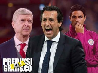 unai emery, mikel arteta, arsene wenger, arsenal, premier league, psg, london, west ham, valencia, sevilla