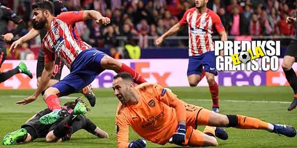 hasil pertandingan, atletico madrid vs arsenal, atletico madrid, arsenal, the funners, europa league, premier league, la liga, diego costa, arsene wenger, diego simeone