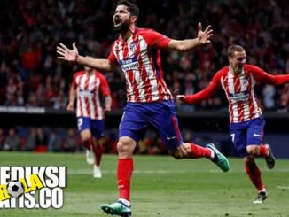 hasil pertandingan, atletico madrid vs arsenal, atletico madrid, arsenal, the funners, europa league, premier league, la liga, diego costa, arsene wenger, diego simeone