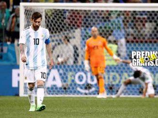 hasil pertandingan, piala dunia 2018, argentina vs kroasia, argentina, kroasia, lionel messi, luka modric, ivan perisic, ivan rakitic, ante rebic, willy caballero, sergio aguero, jorge sampaoli