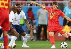 hasil pertandingan, piala dunia 2018, inggris vs belgia, inggris, belgia