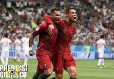hasil pertandingan, piala dunia 2018, iran vs portugal, iran, portugal
