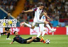 hasil pertandingan, piala dunia 2018, islandia vs kroasia, islandia, kroasia, luka modric, ivan rakitic, gylfi sigurdsson