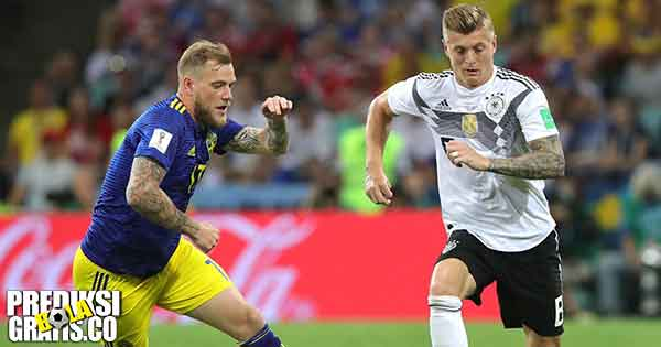 hasil pertandingan, piala dunia 2018, jerman vs swedia, jerman, swedia, marco reus, toni kroos, manuel neuer