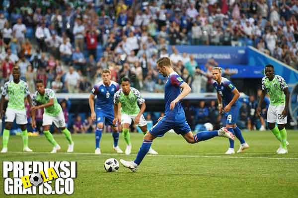 hasil pertandingan, piala dunia 2018, nigeria vs islandia, islandia, nigeria, ahmed musa, gylfi sigurdsson