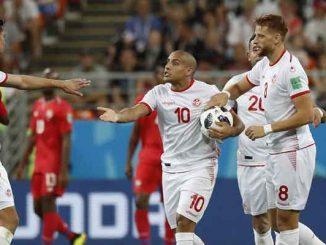 hasil pertandingan, piala dunia 2018, panama vs tunisia, panama, tunisia