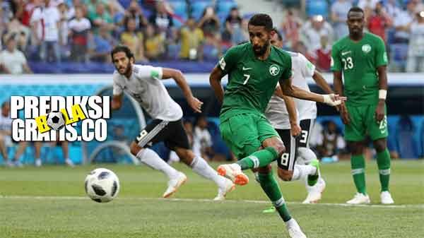 hasil pertandingan, piala dunia 2018, arab saudi vs mesir, arab saudi, mesir, mohamed salah, essan el hadary