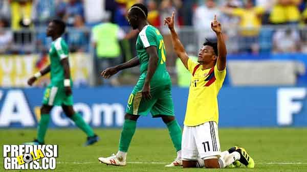 hasil pertandingan, piala dunia 2018, senegal vs kolombia, senegal, kolombia