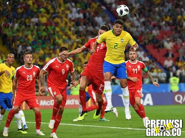 hasil pertandingan, piala dunia 2018, serbia vs brazil, serbia, brazil, neymar, philippe coutinho, gabriel jesus, sergej milinkovic savic, nemanja matic, aleksandrar mitrovic, paulinho, thiago silva