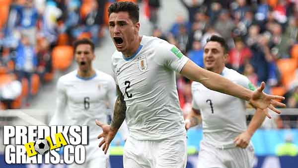 hasil pertandingan, piala dunia 2018, mesir vs uruguay, mesir, uruguay, luis suarez, mohamed salah, edinson cavani, mohamed el-shenawy, mohamed elneny, jose gimenez