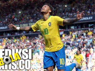 pele, romario, ronaldo, neymar, brazil, psg, brazil vs kroasia, piala dunia 2018, persahabatan