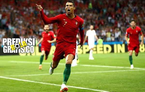 hasil pertandingan, piala dunia 2018, portugal vs spanyol, portugal, spanyol, cristiano ronaldo, david de gea, sergio ramos, nacho fernandez, diego costa