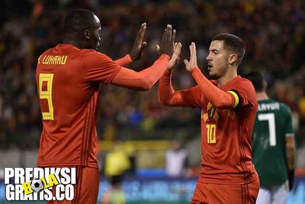 prediksi pertandingan, piala dunia 2018, belgia vs panama, belgia, panama, eden hazard, roman torres, hernan gomez