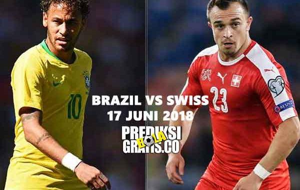 prediksi pertandingan, piala dunia 2018, brazil vs swiss, brazil, swiss, neymar, xherdan shaqiri