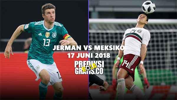 prediksi pertandingan, piala dunia 2018, jerman vs meksiko, jerman, meksiko, javier hernandez, thomas muller, toni kroos, hirving lozano