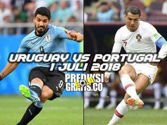 prediksi pertandingan, piala dunia 2018, uruguay vs portugal, uruguay, portugal, cristiano ronaldo, edinson cavani, luis suarez, ricardo quaresma