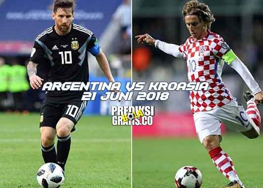 prediksi pertandingan, piala dunia 2018, argentina vs kroasia, argentina, kroasia, lionel messi, luka modric