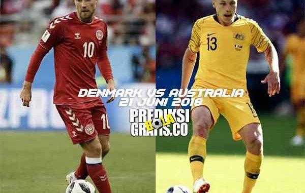 prediksi piala dunia, denmark vs australia, denmark, australia, christian eriksen, yussuf poulsen, mile jedinak