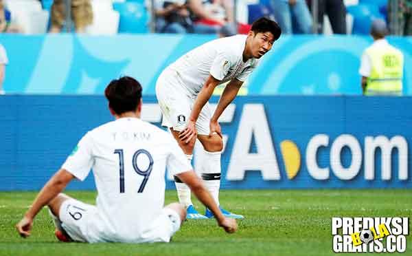 prediksi pertandingan, piala dunia 2018, korea selatan vs meksiko, korea selatan, meksiko, hirving lozano, son heung min